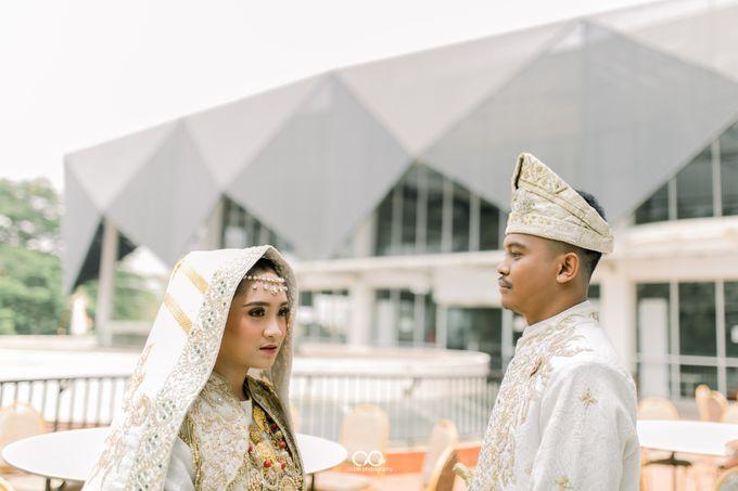 The Wedding of Gandewo & Elrin by Khayim Beshafa One Stop Wedding - 001