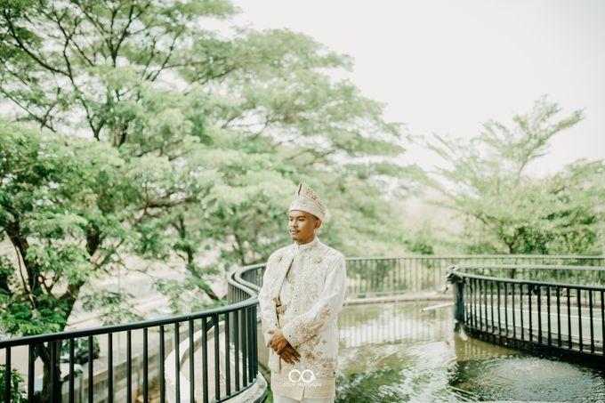 The Wedding of Gandewo & Elrin by Khayim Beshafa One Stop Wedding - 008