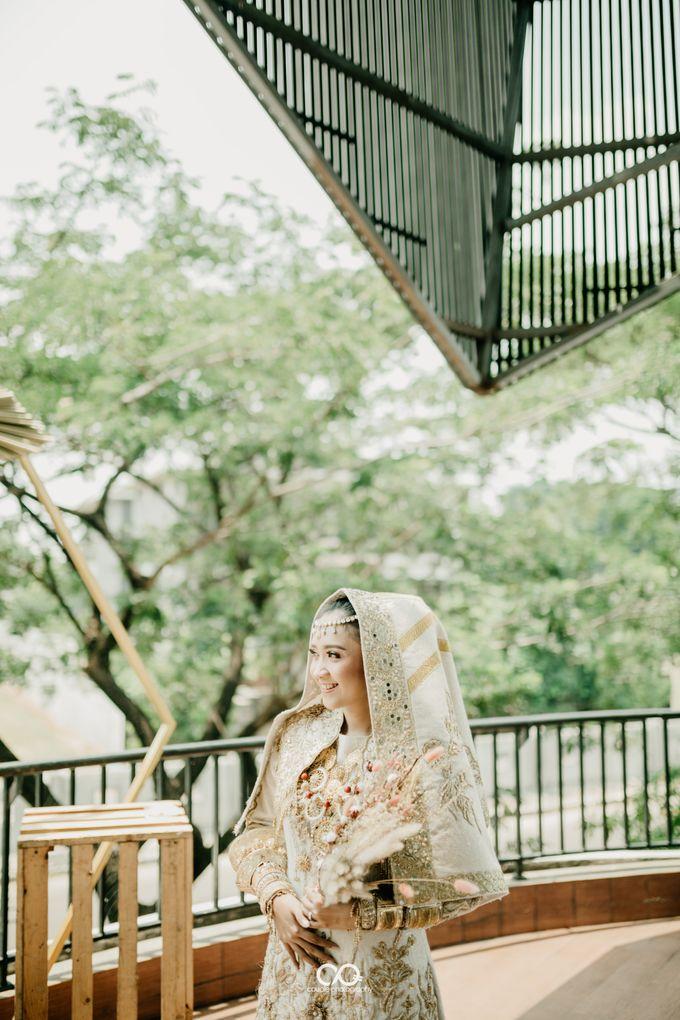 The Wedding of Gandewo & Elrin by Khayim Beshafa One Stop Wedding - 014