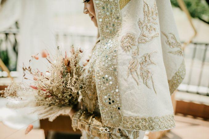 The Wedding of Gandewo & Elrin by Khayim Beshafa One Stop Wedding - 015