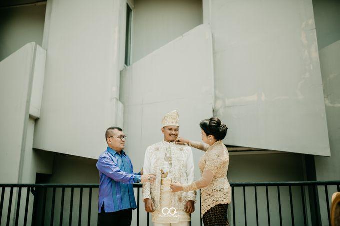 The Wedding of Gandewo & Elrin by Khayim Beshafa One Stop Wedding - 012