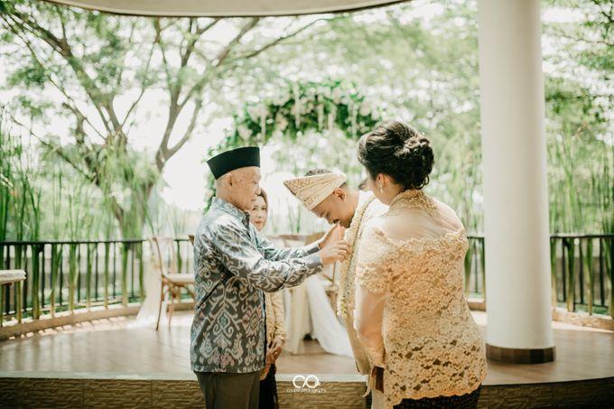 The Wedding of Gandewo & Elrin by Khayim Beshafa One Stop Wedding - 013