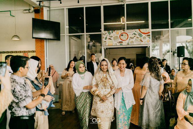 The Wedding of Gandewo & Elrin by Khayim Beshafa One Stop Wedding - 016