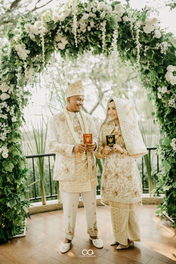 The Wedding of Gandewo & Elrin by Khayim Beshafa One Stop Wedding - 018