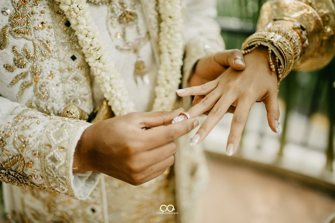 The Wedding of Gandewo & Elrin by Khayim Beshafa One Stop Wedding - 019