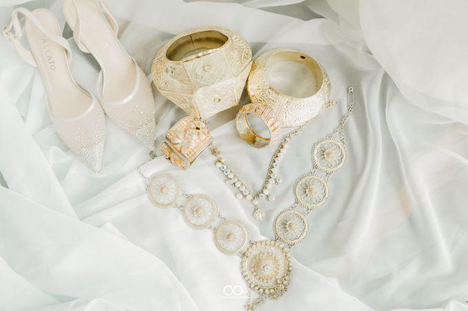 The Wedding of Gandewo & Elrin by Khayim Beshafa One Stop Wedding - 020