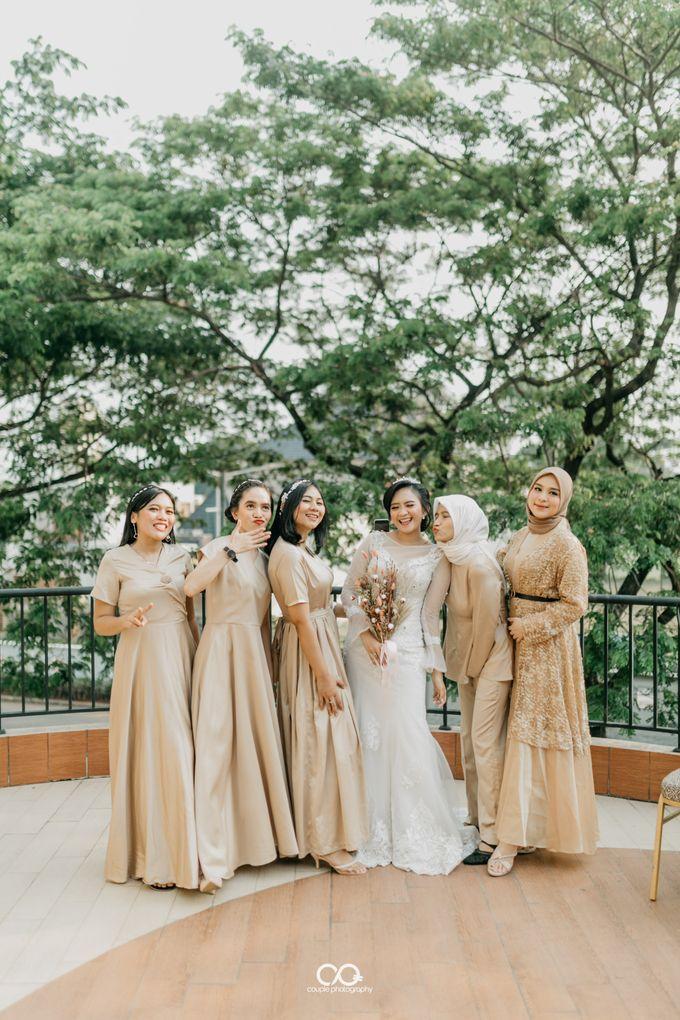 The Wedding of Gandewo & Elrin by Khayim Beshafa One Stop Wedding - 026