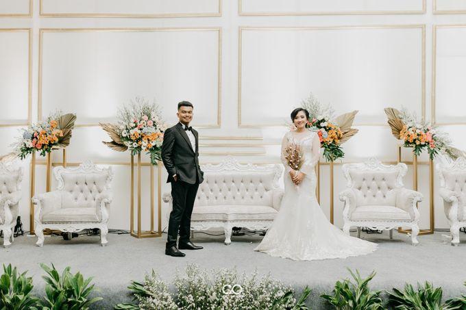 The Wedding of Gandewo & Elrin by Khayim Beshafa One Stop Wedding - 028