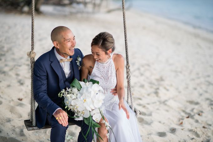 Vanaly and Lyfoung by L'Amour Phuket Weddings - 007