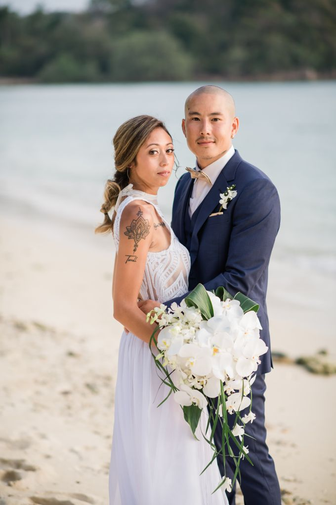 Vanaly and Lyfoung by L'Amour Phuket Weddings - 003