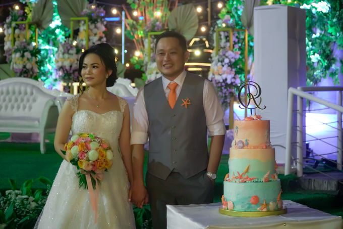 Wedding Day of Ronald & Christina by D'banquet Pantai Mutiara - 001