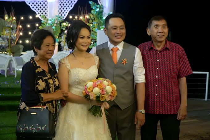 Wedding Day of Ronald & Christina by D'banquet Pantai Mutiara - 003