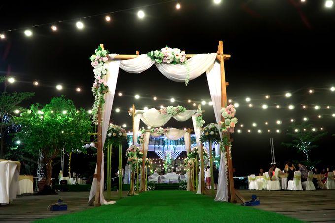 Wedding Day of Ronald & Christina by D'banquet Pantai Mutiara - 006