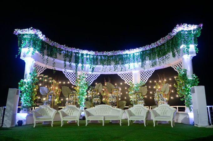 Wedding Day of Ronald & Christina by D'banquet Pantai Mutiara - 009