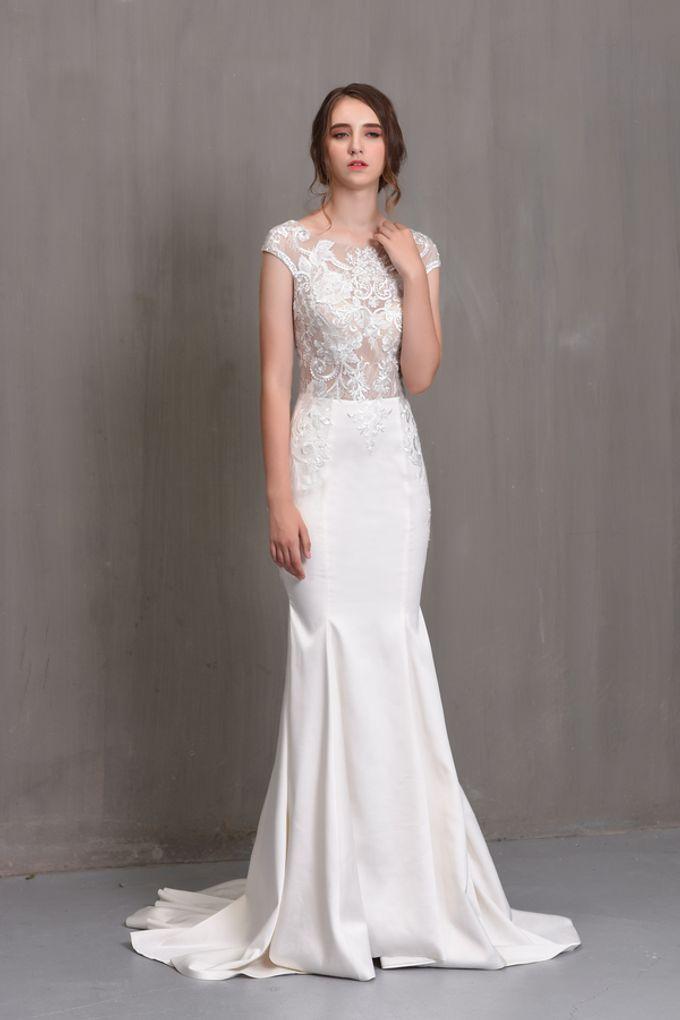 Classic Wedding Bridal by Nicole Bridal - 002