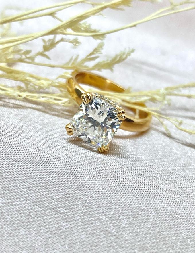 Diamond Ring by Rosario Mutiara - 001