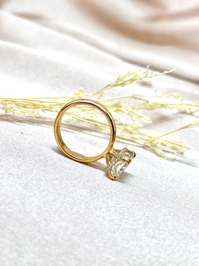 Diamond Ring by Rosario Mutiara - 002