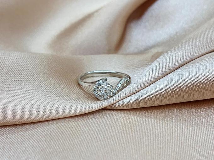 Diamond Ring by Rosario Mutiara - 005