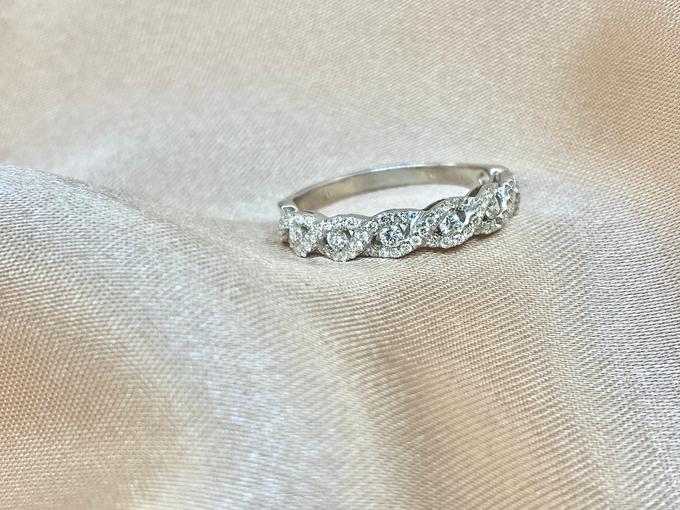 Diamond Ring by Rosario Mutiara - 007