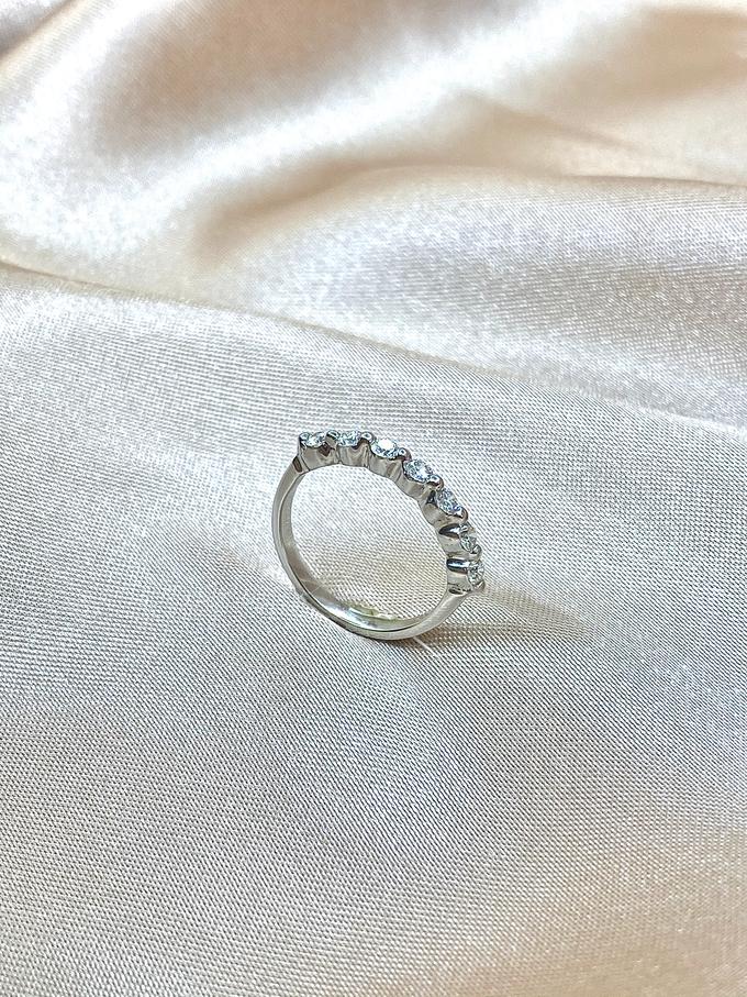 Diamond Ring by Rosario Mutiara - 009