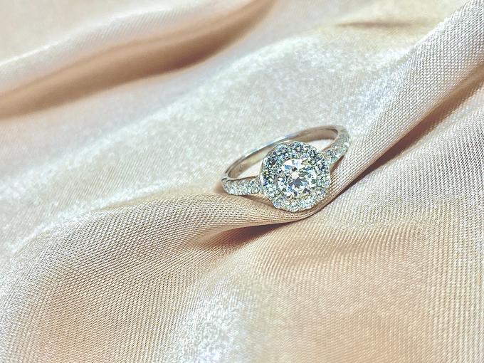 Diamond Ring by Rosario Mutiara - 010