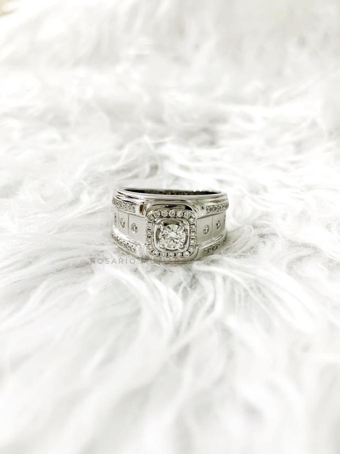 Diamond Ring by Rosario Mutiara - 012