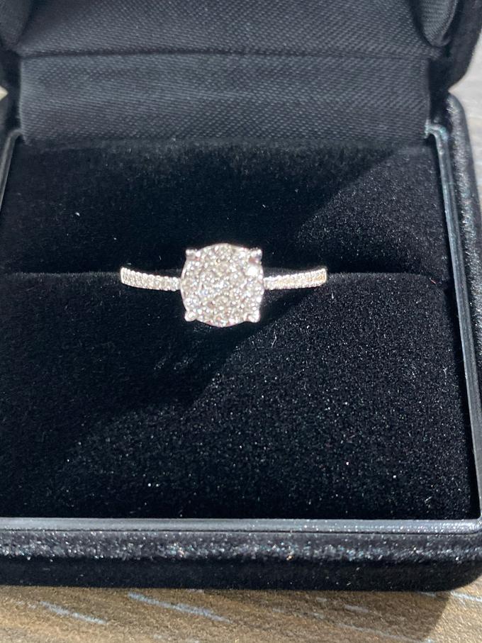 Diamond Ring by Rosario Mutiara - 013