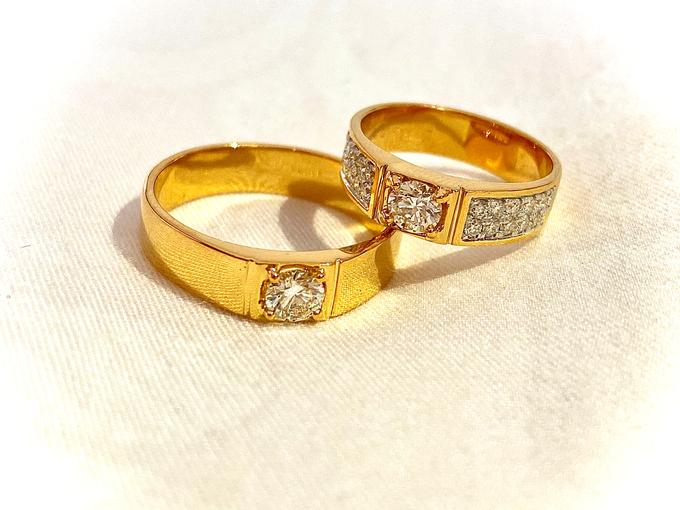 Diamond Ring by Rosario Mutiara - 014