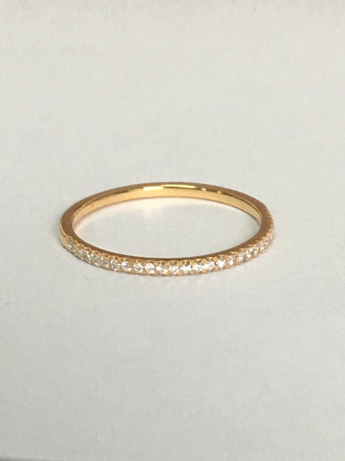 Diamond Ring by Rosario Mutiara - 015