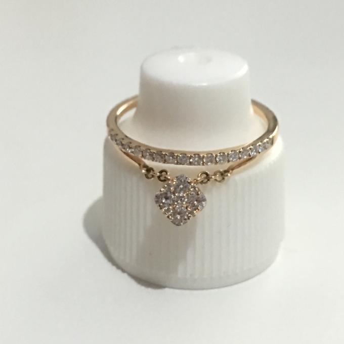 Diamond Ring by Rosario Mutiara - 017