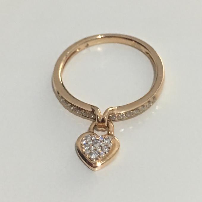 Diamond Ring by Rosario Mutiara - 018