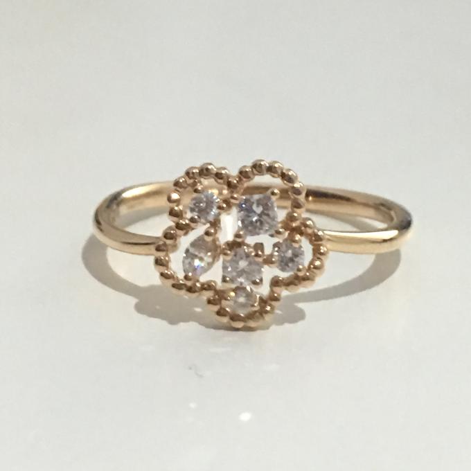 Diamond Ring by Rosario Mutiara - 019