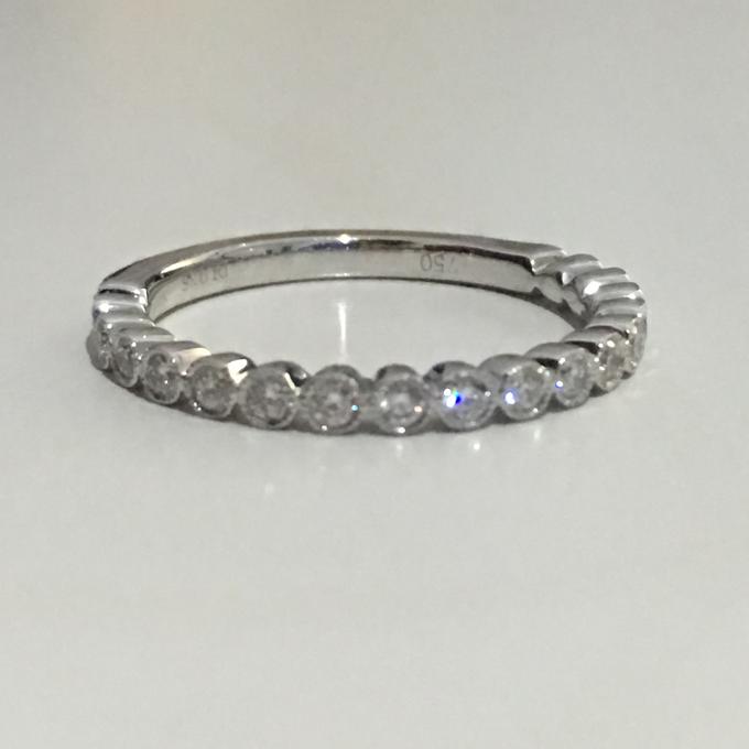 Diamond Ring by Rosario Mutiara - 021