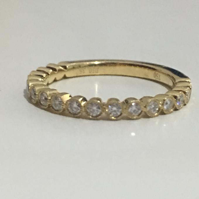 Diamond Ring by Rosario Mutiara - 022