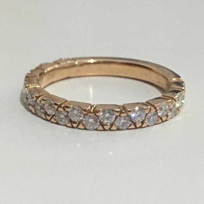 Diamond Ring by Rosario Mutiara - 023