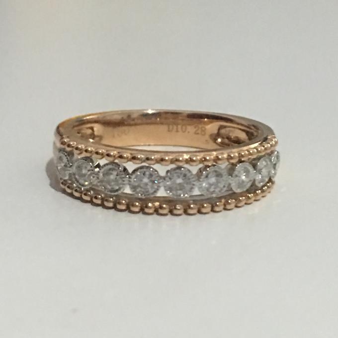 Diamond Ring by Rosario Mutiara - 025