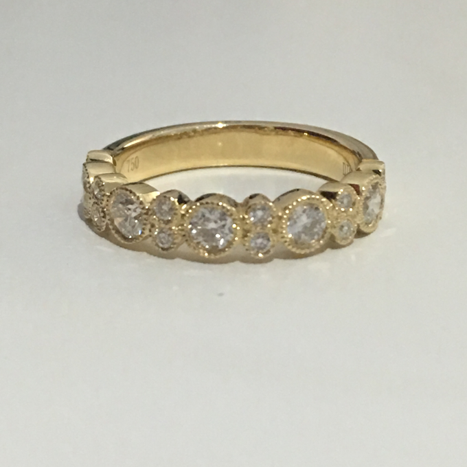 Diamond Ring by Rosario Mutiara - 026