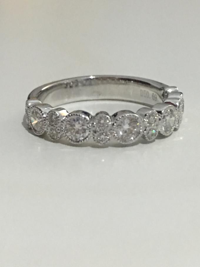 Diamond Ring by Rosario Mutiara - 027