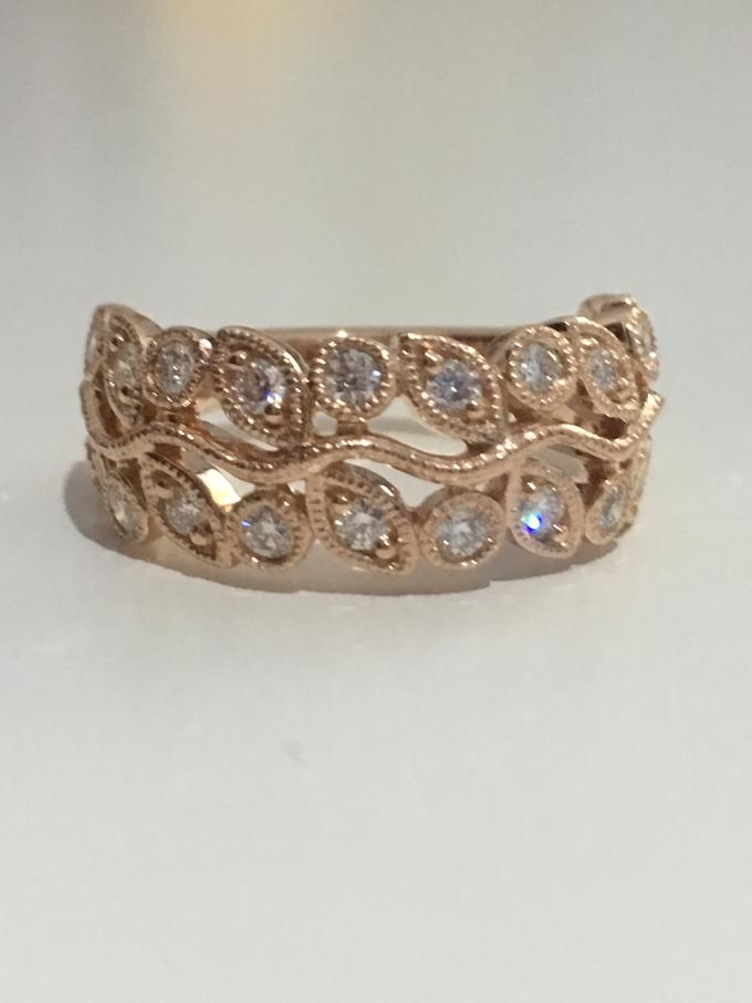 Diamond Ring by Rosario Mutiara - 028