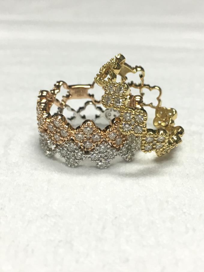 Diamond Ring by Rosario Mutiara - 029