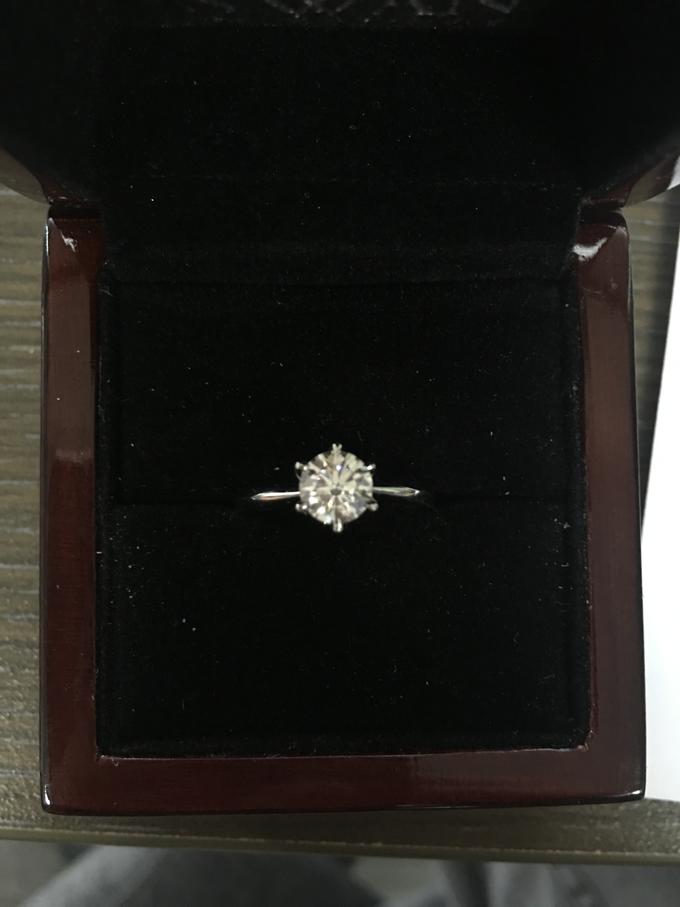 Diamond Ring by Rosario Mutiara - 030