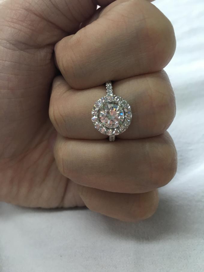 Diamond Ring by Rosario Mutiara - 032
