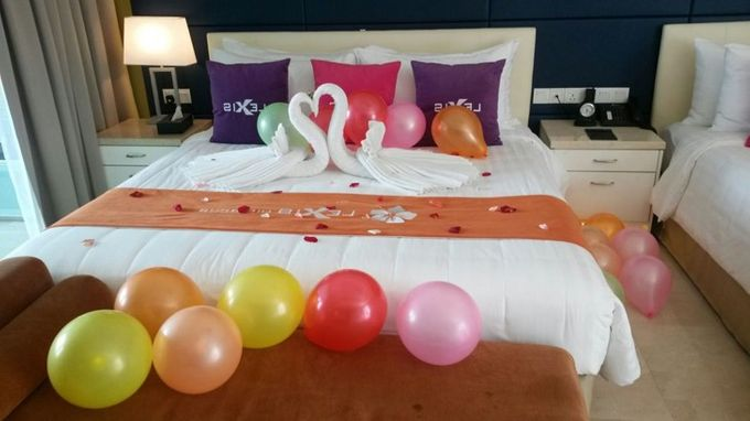 Special Room Decorations by Lexis Suites Penang - 010