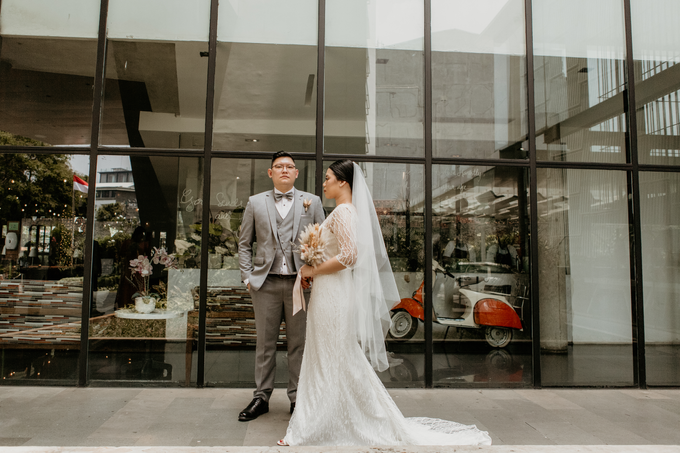 Tony and Ivana Wedding by Sparkling Organizer - 011