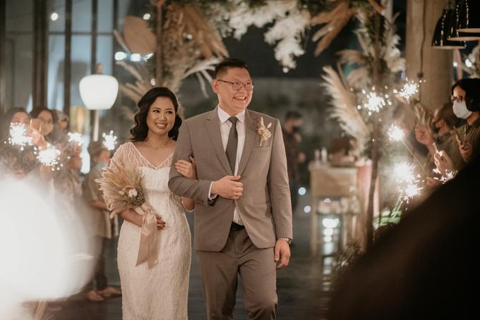 Tony and Ivana Wedding by Sparkling Organizer - 016