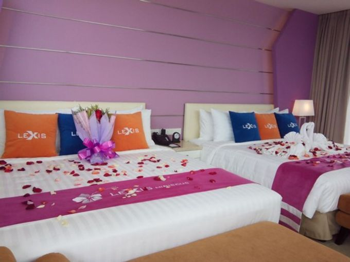 Special Room Decorations by Lexis Suites Penang - 008