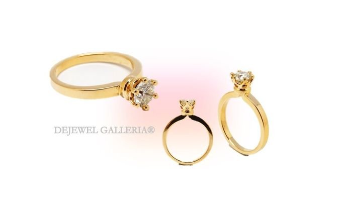 Crowning Love by Dejewel Galleria - 001