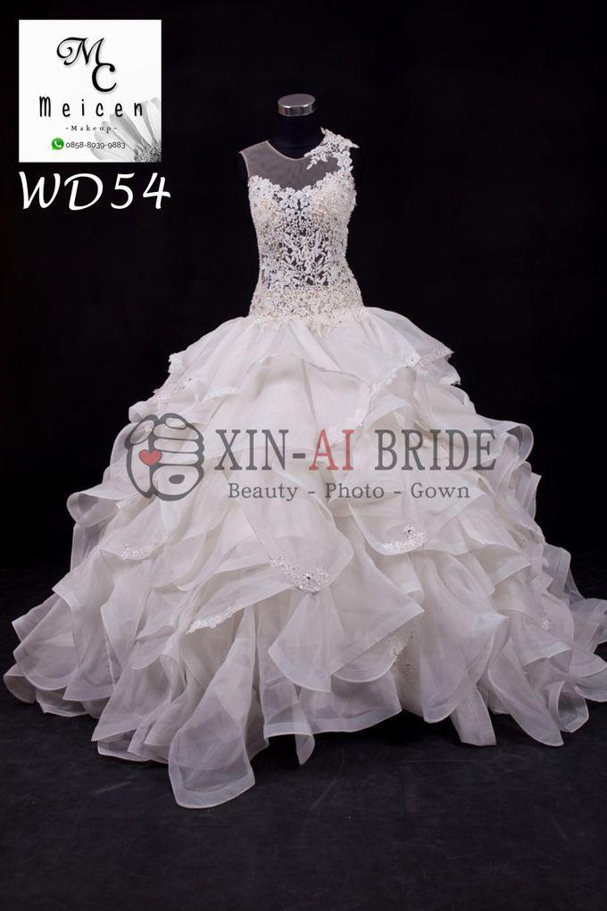 Gaun Disewakan by Meicen Professional Makeup Artist - 012