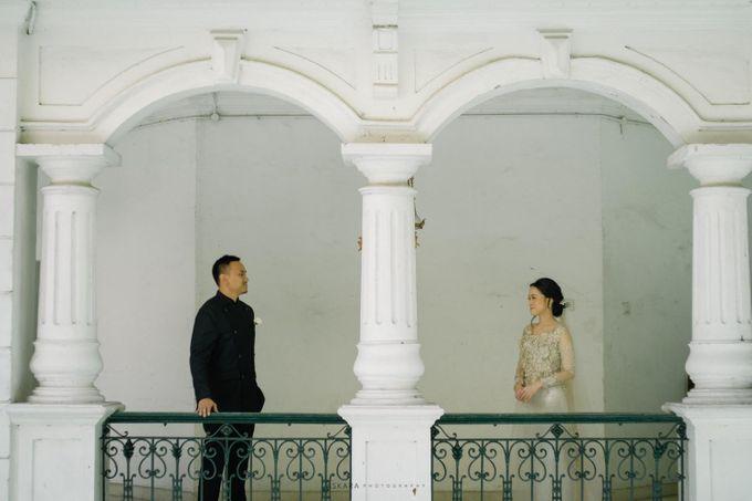 The Wedding of Leobert & Astari by Royal Ambarrukmo Yogyakarta - 013