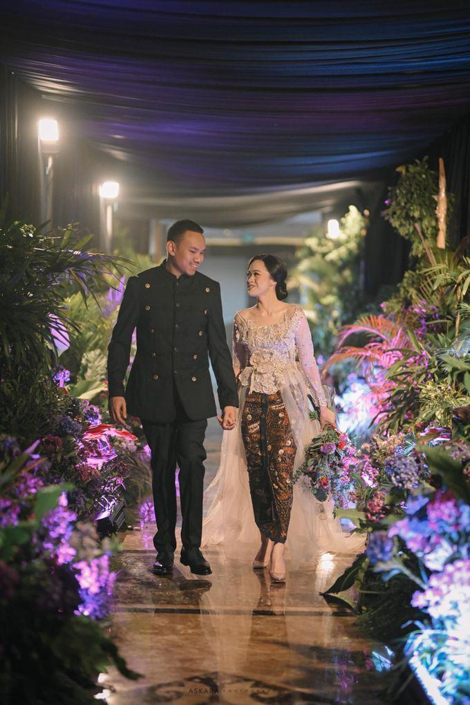 The Wedding of Leobert & Astari by Royal Ambarrukmo Yogyakarta - 003
